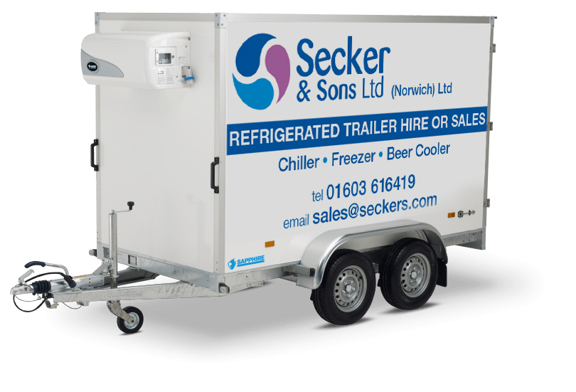 Refrigerated Trailers in Norfolk